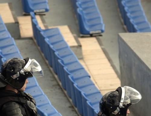 WER ZAHLT FÜR EINSATZKOSTEN DER POLIZEI IM FUßBALL?